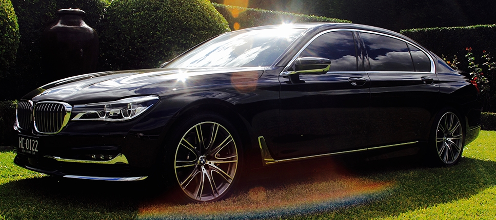 BMW 7 Series Chauffeur Hire Sydney & Australia | Marquee Limousines