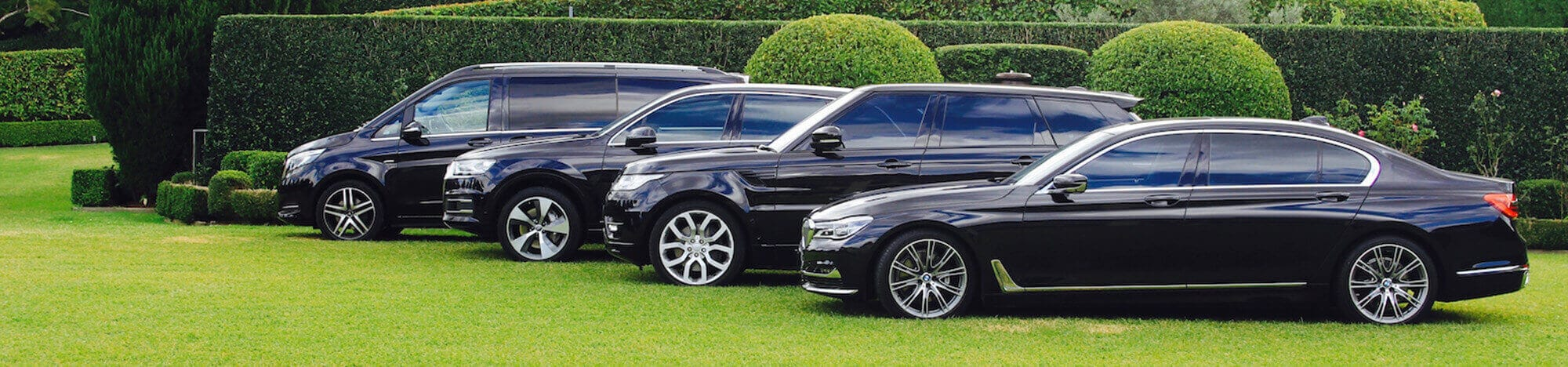 Luxury Car Fleet Australia & New Zealand | Marquee Limousines