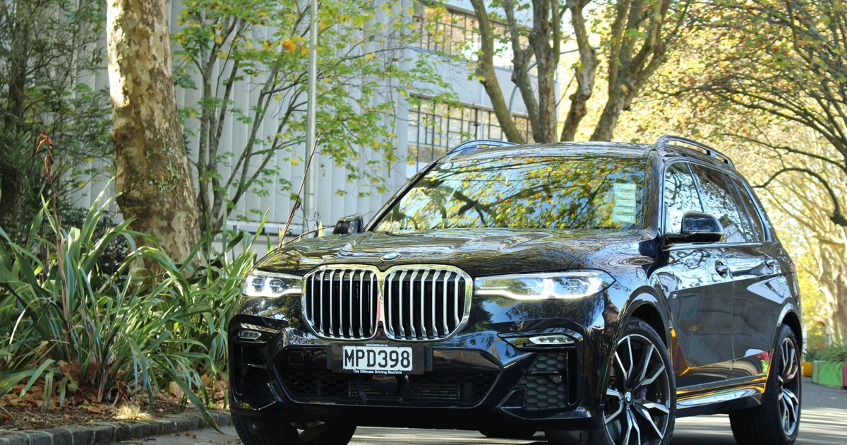 BMW 7 Series Chauffeured Hire Auckland | Marquee Limousines