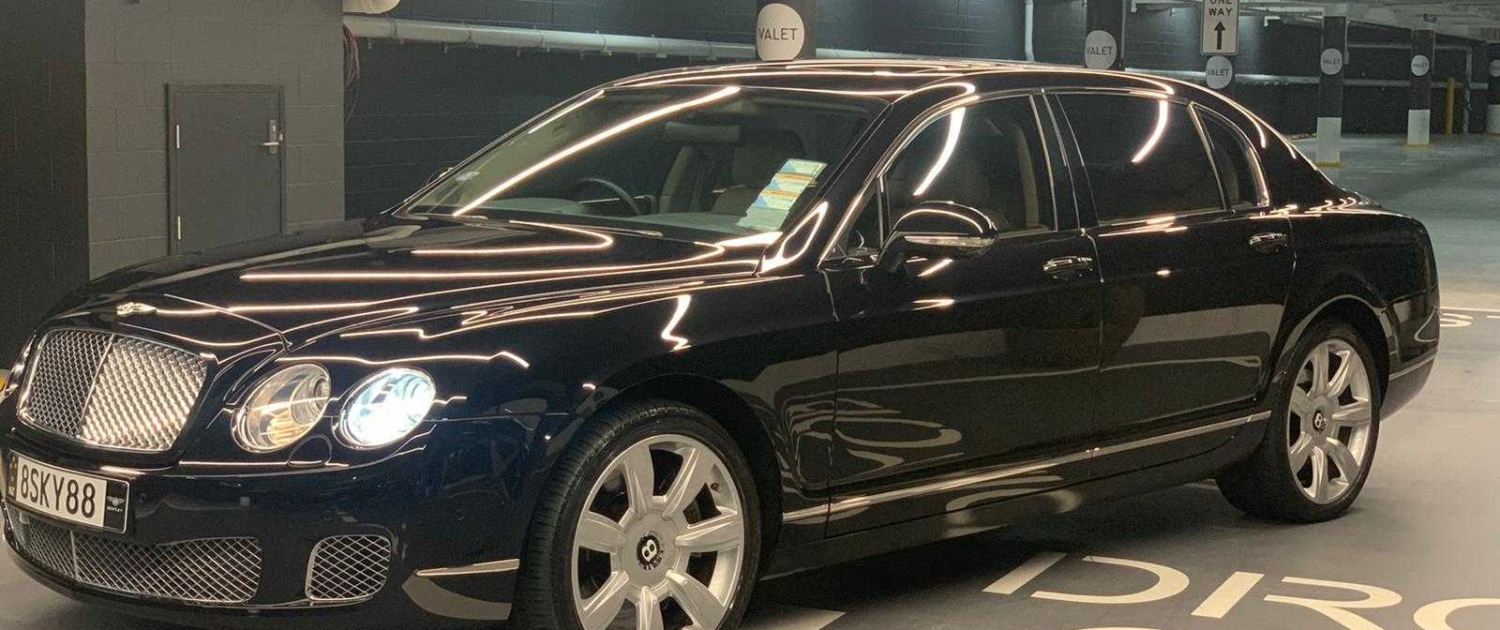 Bentley Chauffeur Hire in Auckland New Zealand | Marquee Limousines