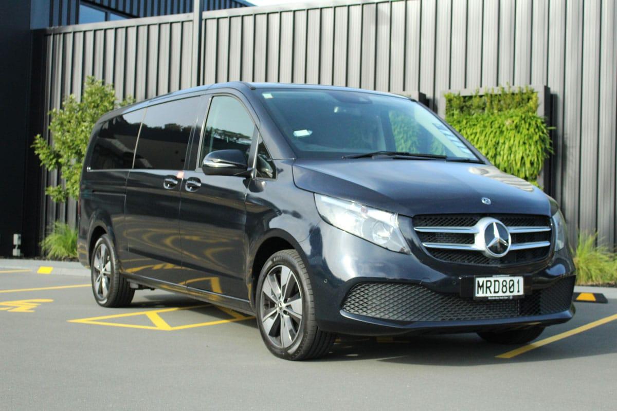 Mercedes Van Hire - Auckland New Zealand | Marquee Limousines